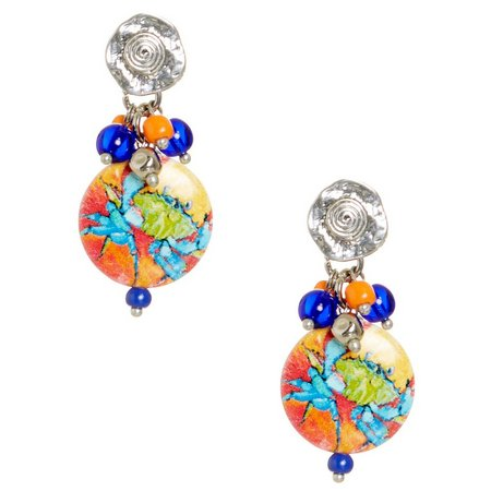 Leoma Lovegrove Cha Cha Slide Post Top Earrings
