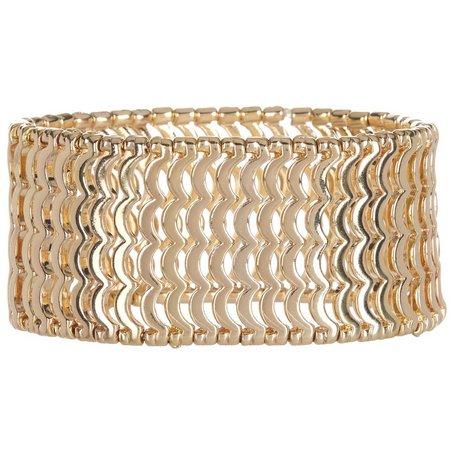 Bay Studio Scallop Stretch Bracelet