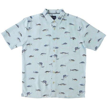 O'Neill Mens Jack O'Neill Line In Pocket Shirt