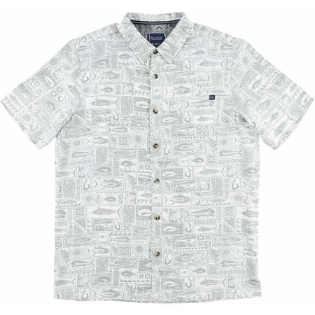 O'Neill Mens Of The Sea Short Sleeve Shirt