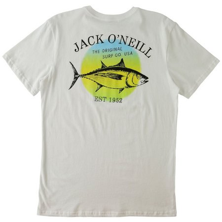 O'Neill Mens Jack O'Neill Yellowfin T-Shirt