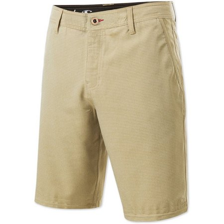 O'Neill Mens Locked Stripe Hybrid Shorts
