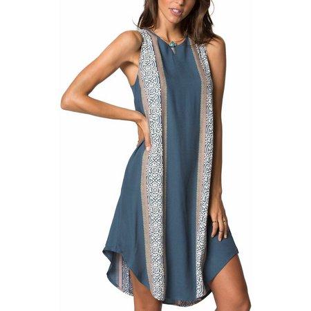 New! O'Neill Juniors Tate Sleeveless Dress