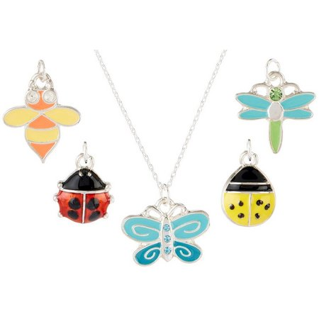 Bay Studio Multiples 5-pc. Critter & Pendant Necklace