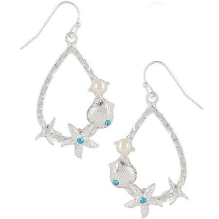 PIPER MADISON Coastal Teardrop Earrings