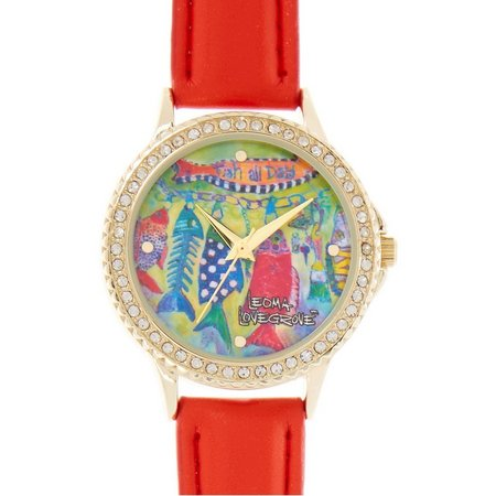 Leoma Lovegrove Womens Fish All Day Watch