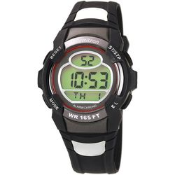 Armitron Mens Synthetic Digital Sport Watch