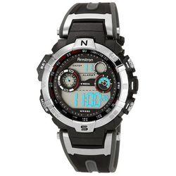 Armitron Black-Grey Strap Digital Sport Watch