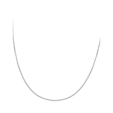 Signature Sterling 30'' Chain Necklace