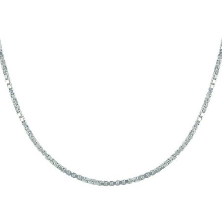 Signature 16 in. DC Box Chain Necklace