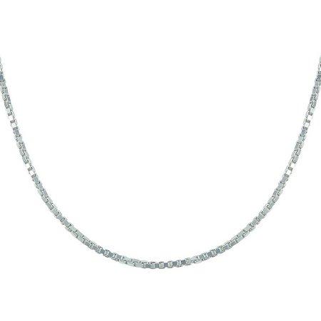 Signature 16 in. DC Box Chain Necklace