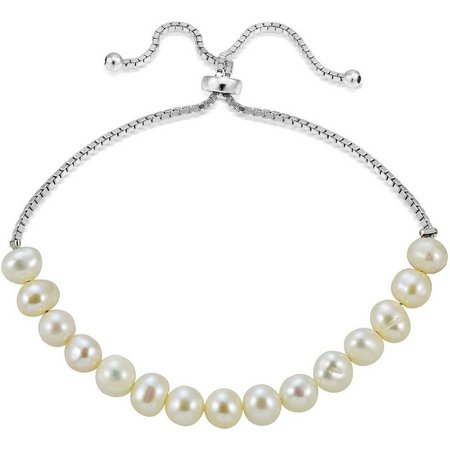 Signature 3-5mm Freshwater Pearl Bracelet