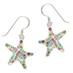 Signature Pastel Starfish Earrings