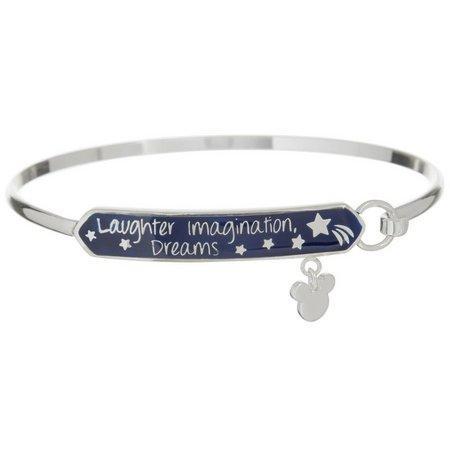 Disney Mickey Laughter Imagination ID Bangle