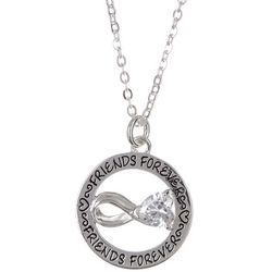 Footnotes Friends Forever Necklace
