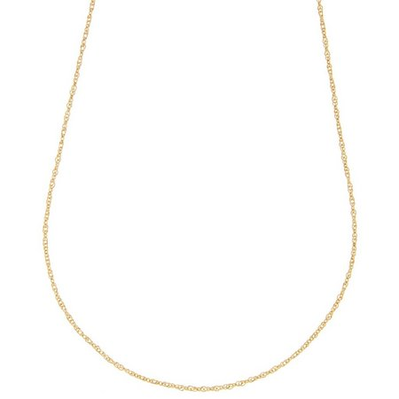 Pure 100 24 Inch Singapore Chain Necklace