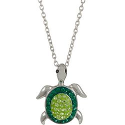 Collectible Critters Turtle Necklace