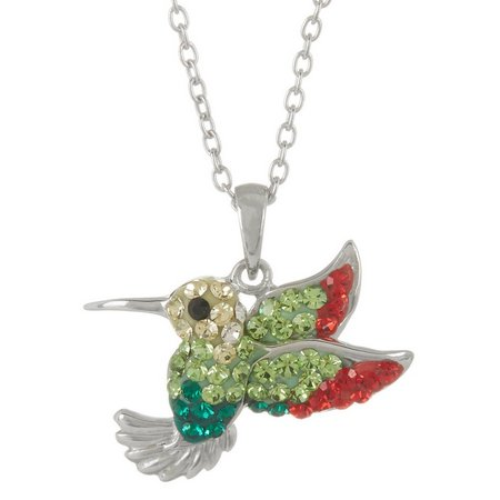 Collectible Critters Hummingbird Necklace