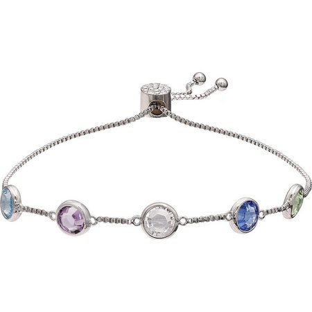Crystal Elements Multi Crystal Bracelet
