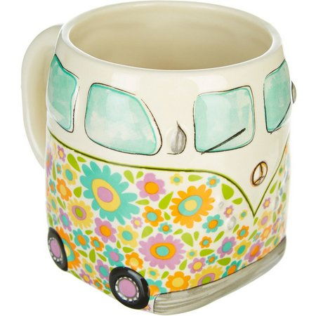Natural Life Van Folk Art Mug