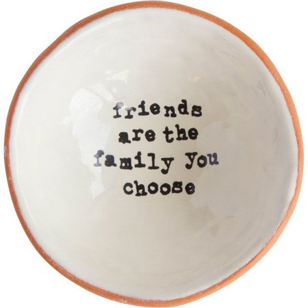 Natural Life Friends & Family Trinket Dish