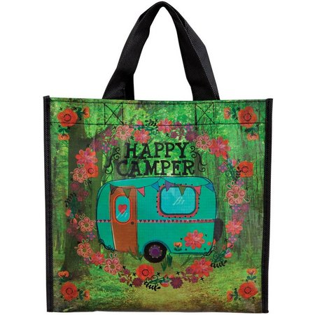 Natural Life Happy Camper Gift Bag