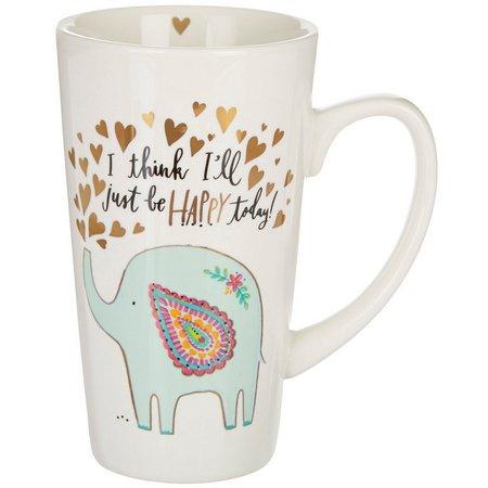 Natural Life Happy Today Mug