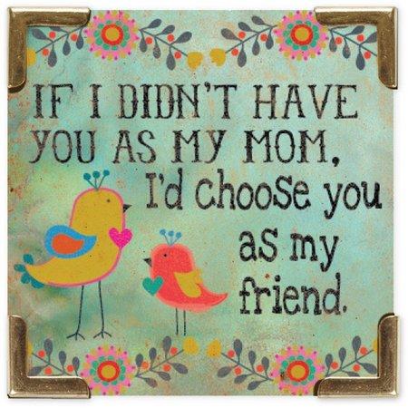 Natural Life Mom & Friend Magnet