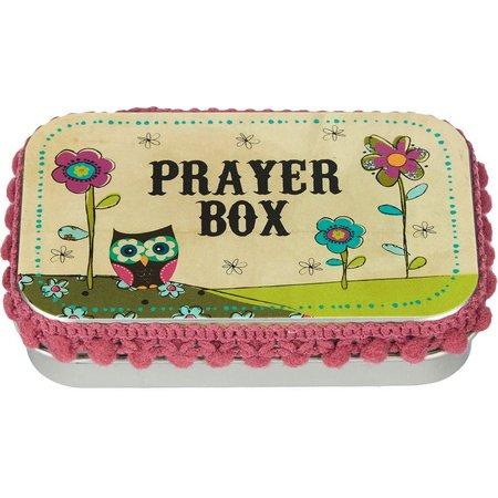 Natural Life Notepad & Prayer Box