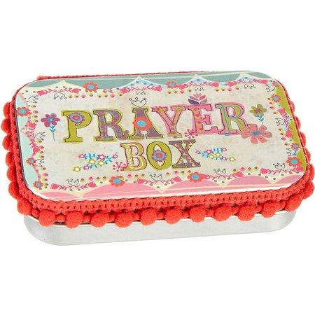 Natural Life Worry Less Prayer Box