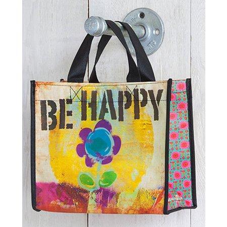 Natural Life Be Happy Gift Bag