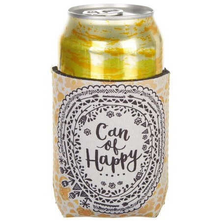 Natural Life Can Of Happy Can Cooler