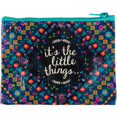 Natural Life It's The Little Things Coin Purse