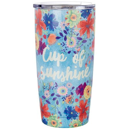 New! Natural Life 17 oz. Cup Of Sunshine