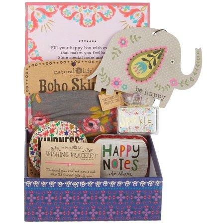 Natural Life Medium Happy Box