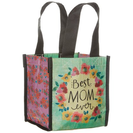 Natural Life Best Mom Ever Gift Bag