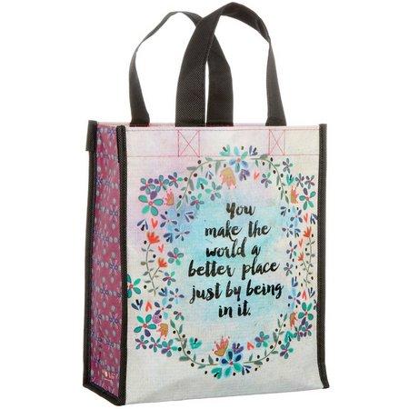 Natural Life A Better Place Medium Gift Bag