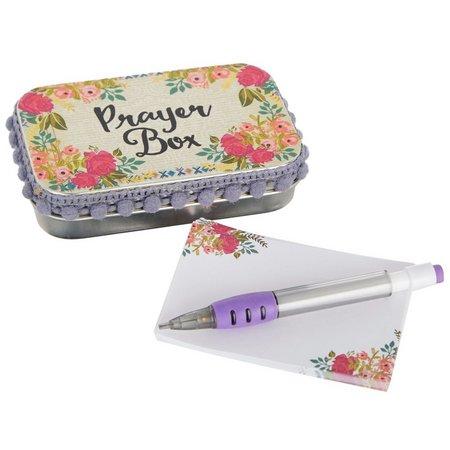 Natural Life Floral Prayer Box