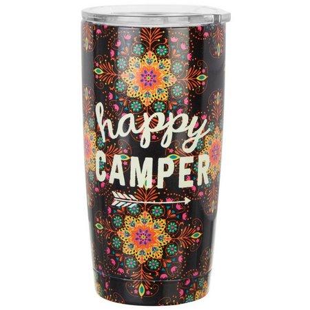 Natural Life Happy Camper Tumbler
