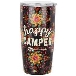 New! Natural Life Happy Camper Tumbler