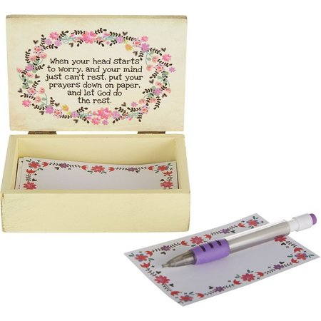 Natural Life Love Prayer Box