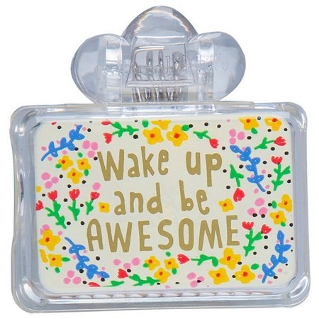 Natural Life Wake Up And Be Awesome Toothbrush