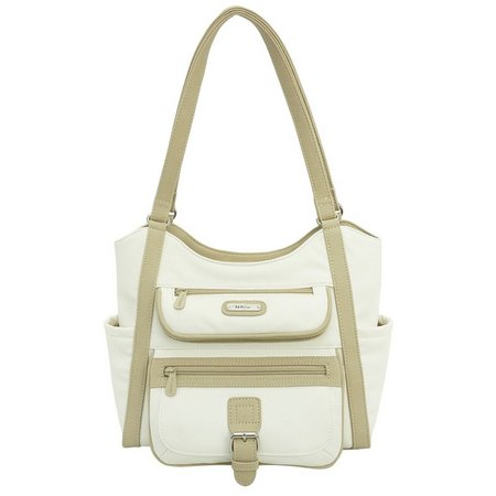 MultiSac Flare Two Tone Handbag