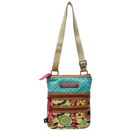 Lily Bloom Busy Bee Eva Mini Crossbody Handbag