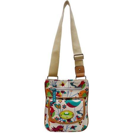 Lily Bloom Katie Twiggy Mini Crossbody Handbag