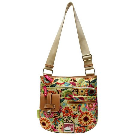 Lily Bloom Camilla Crossbody Handbag