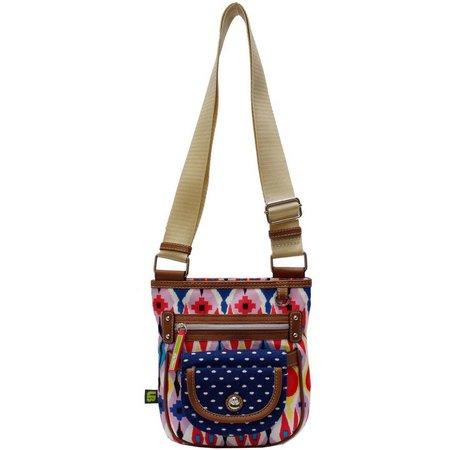 Lily Bloom Whitney Mini Kat's Crossbody Handbag