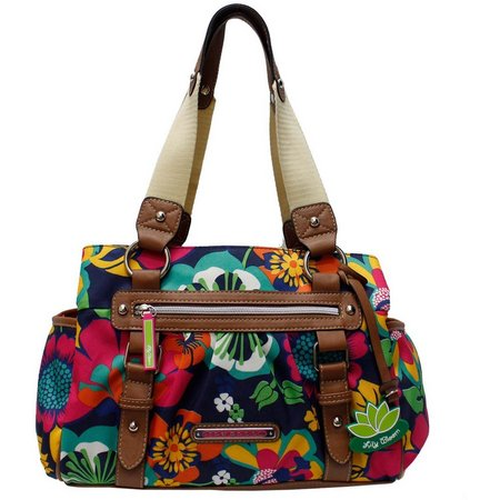 Lily Bloom Landon Satchel Handbag