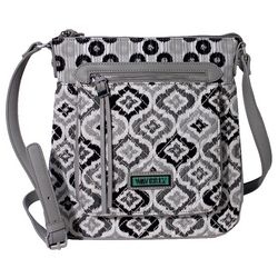 Waverly Ikat Crossbody Handbag