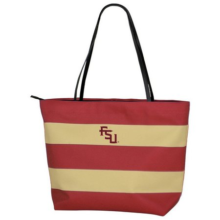 Florida State Game Day Rugby Stripe Tote By